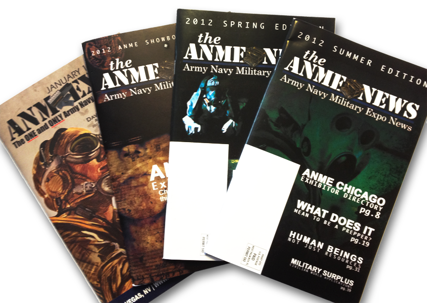 ANME News – Quarterly Publication