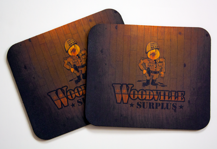 Mousepad – Woodville Surplus
